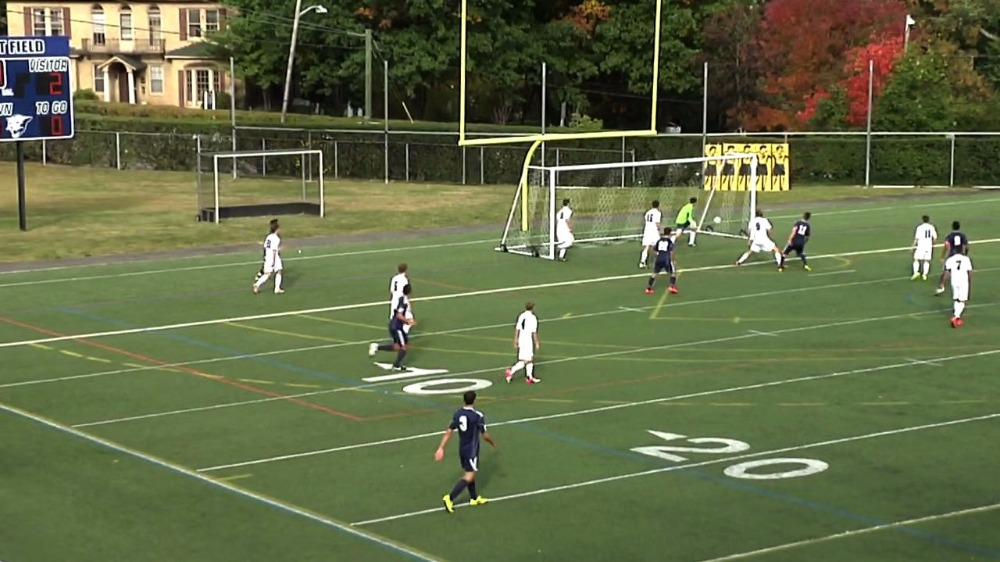 Seton Hall Prep vs. MKA boys' soccer video highlights