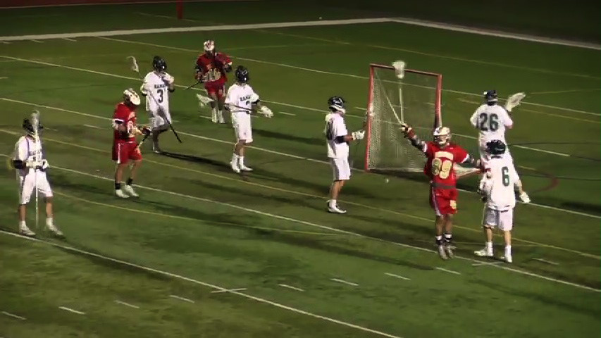 Bergen Catholic vs. Ramapo boys' lacrosse video highlights