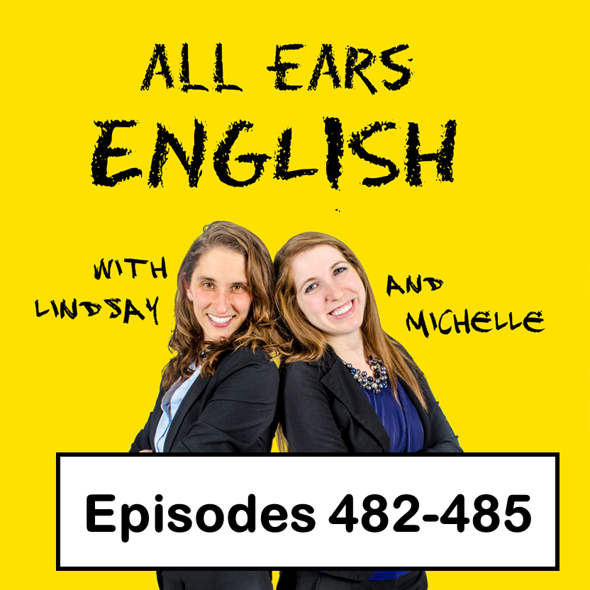 AEE Transcripts Episode 482-485