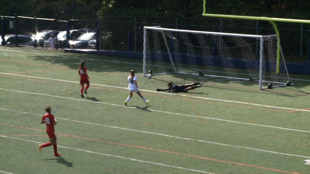 MKA vs. Columbia girls' soccer video highlights