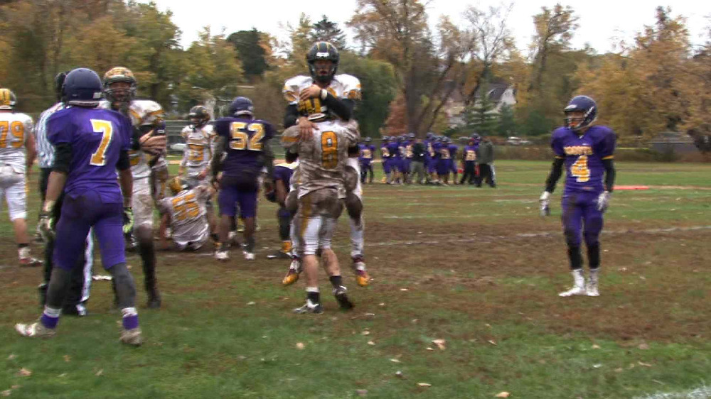 Cresskill vs. Bogota football video highlights