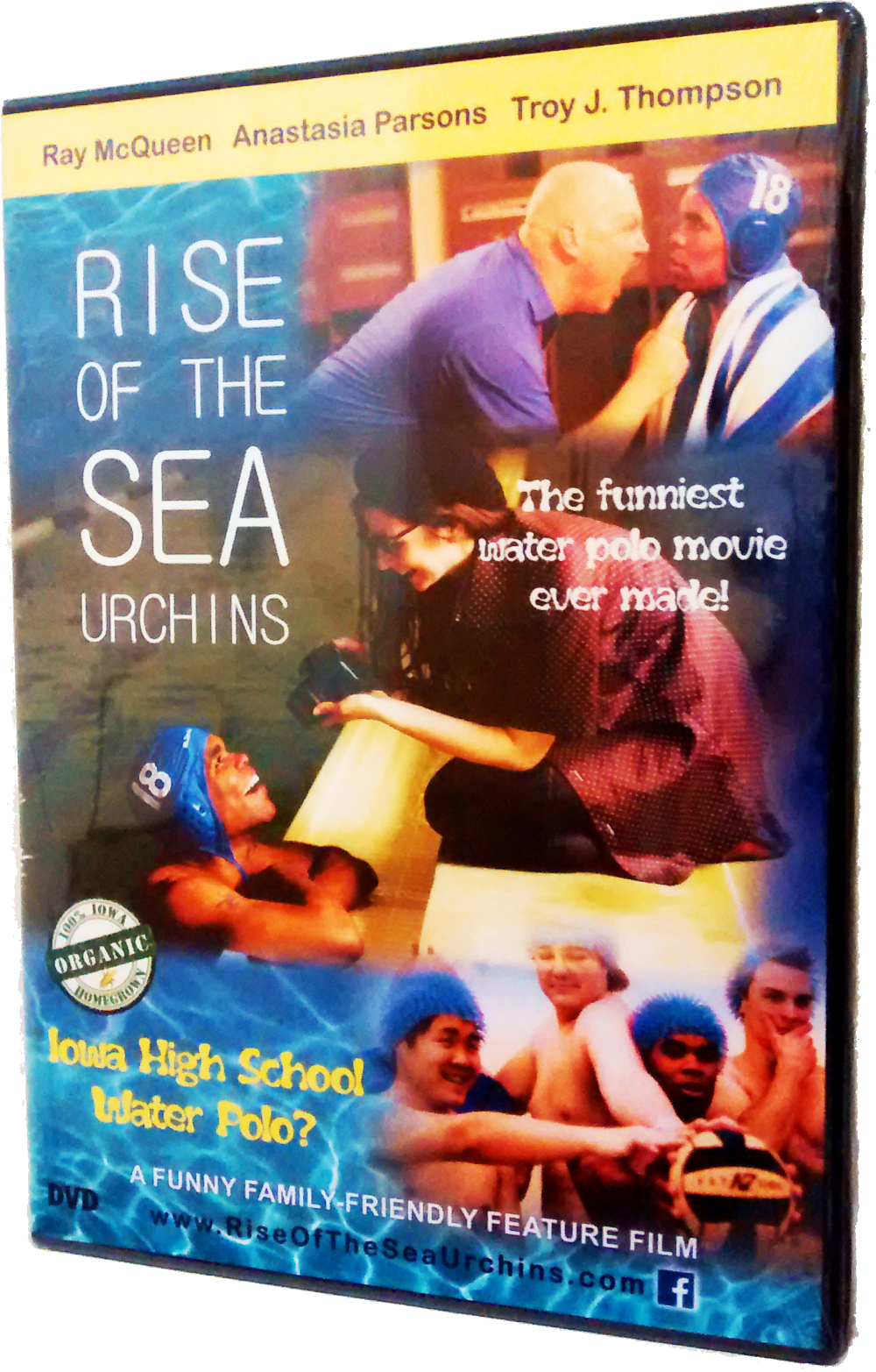 Rise of the Sea Urchins DVD